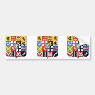 Guillaume, duc de Nassau , Netherlands Bumper Stickers