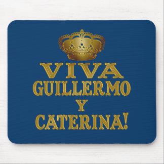 Guillermo y Caterina Boda Real Camisas y Mas Mouse Pad