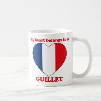 Guillet Basic White Mug