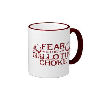 Guillotine Choke Ringer Mug