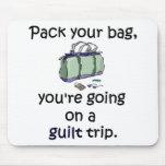 Guilt Trip Mouse Mat