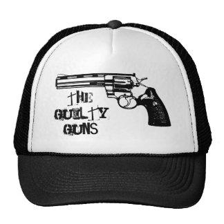 Guilty Guns Revolva Hat