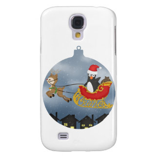 'Guin: Christmas Bauble' Galaxy S4 Case