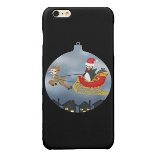 'Guin: Christmas Bauble' iPhone 6 Plus Case