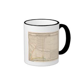 Guinea Africa 28 Ringer Mug