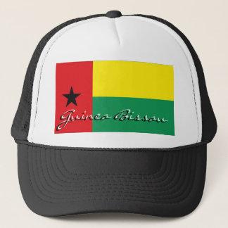 Guinea Bissau flag souvenir hat