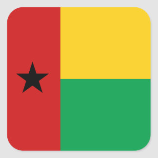 Guinea-Bissau Flag Sticker