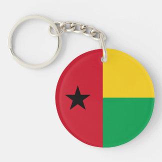 Guinea-Bissau Key Chain