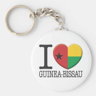 Guinea-Bissau Keychains