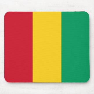 Guinea-Conakry Flag Mousepad