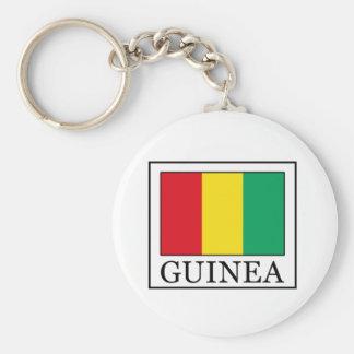 Guinea keychain