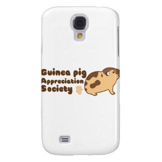 Guinea pig appreciation society GAS Galaxy S4 Case