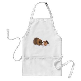guinea pig standard apron