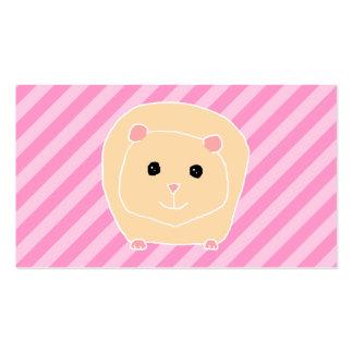 Guinea Pig Business Cards