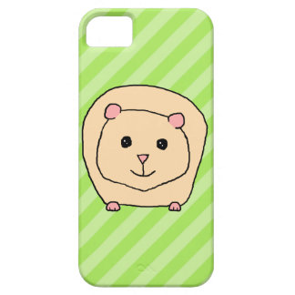 Guinea Pig, Cartoon Animal. Case For The iPhone 5