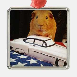 Guinea Pig Gifts Christmas Ornament