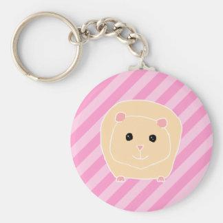 Guinea Pig. Key Chain