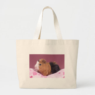 guinea pig large tote bag
