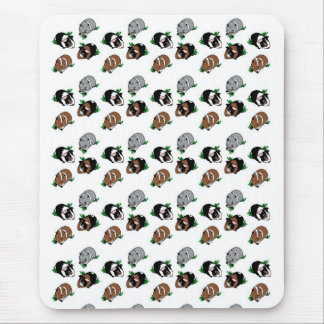 Guinea Pig line up Mouse Mat