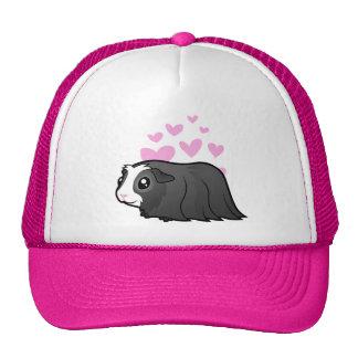 Guinea Pig Love (long hair) Cap