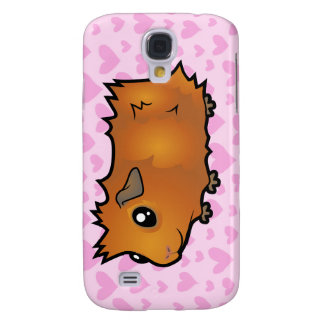 Guinea Pig Love (scruffy) (add your pern!) Galaxy S4 Case