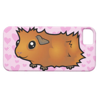 Guinea Pig Love (scruffy) Barely There iPhone 5 Case