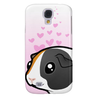 Guinea Pig Love (smooth hair) Galaxy S4 Case