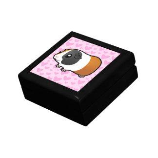 Guinea Pig Love (smooth hair) Gift Box