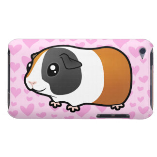 Guinea Pig Love (smooth hair) iPod Touch Cover