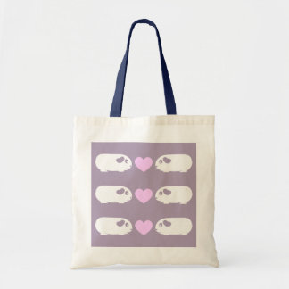Guinea Pig Love Tote Bag