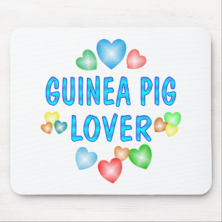 GUINEA PIG LOVER MOUSE PADS