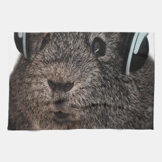 Guinea Pig Music Pet Kitchen Towels