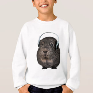 Guinea Pig Music Pet Sweatshirt