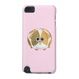 Guinea Pig on Pink. iPod Touch (5th Generation) Case