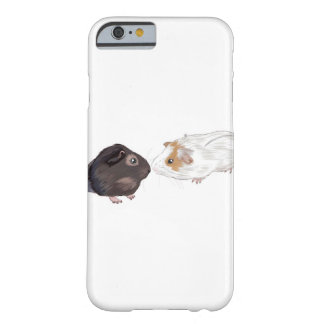 Guinea Pig Phone Case, Guinea Pig Illustration Barely There iPhone 6 Case