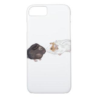 Guinea Pig Phone Case, Guinea Pig Illustration iPhone 7 Case