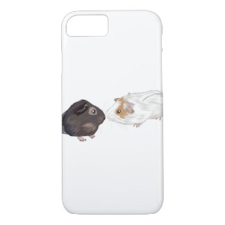 Guinea Pig Phone Case, Guinea Pig Illustration iPhone 8/7 Case