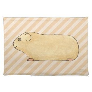 Guinea Pig. Placemats