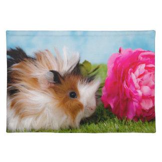 guinea pig place mat
