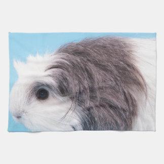 guinea pig tea towel
