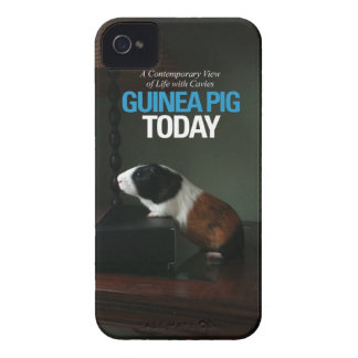 Guinea Pig Today iPhone 4 case