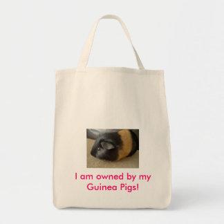 Guinea pig tote
