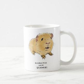 guinea pig trivia coffee mug