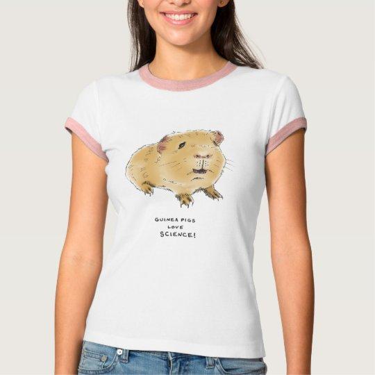 guinea pig trivia T-Shirt