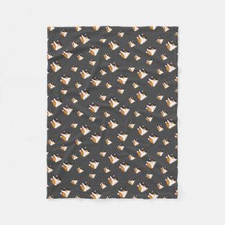 Guinea Pigs Fleece Blanket