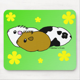 Guinea Pigs Mouse Pad