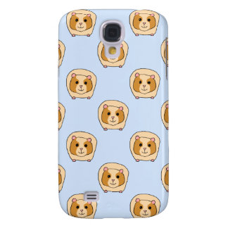 Guinea Pigs on Blue. Galaxy S4 Case