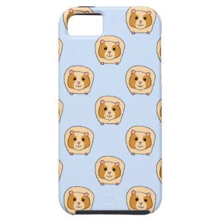 Guinea Pigs on Blue. iPhone 5 Cases