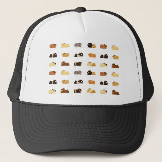 Guinea pigs trucker hat