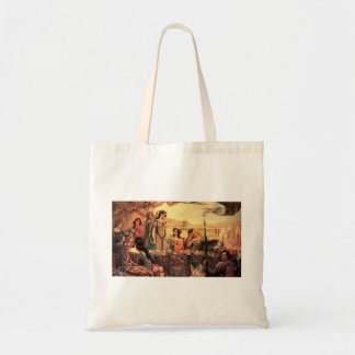 Guinevere in Camelot Tote Bag